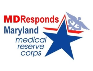 MD Responds MD Medical Reserve Corps