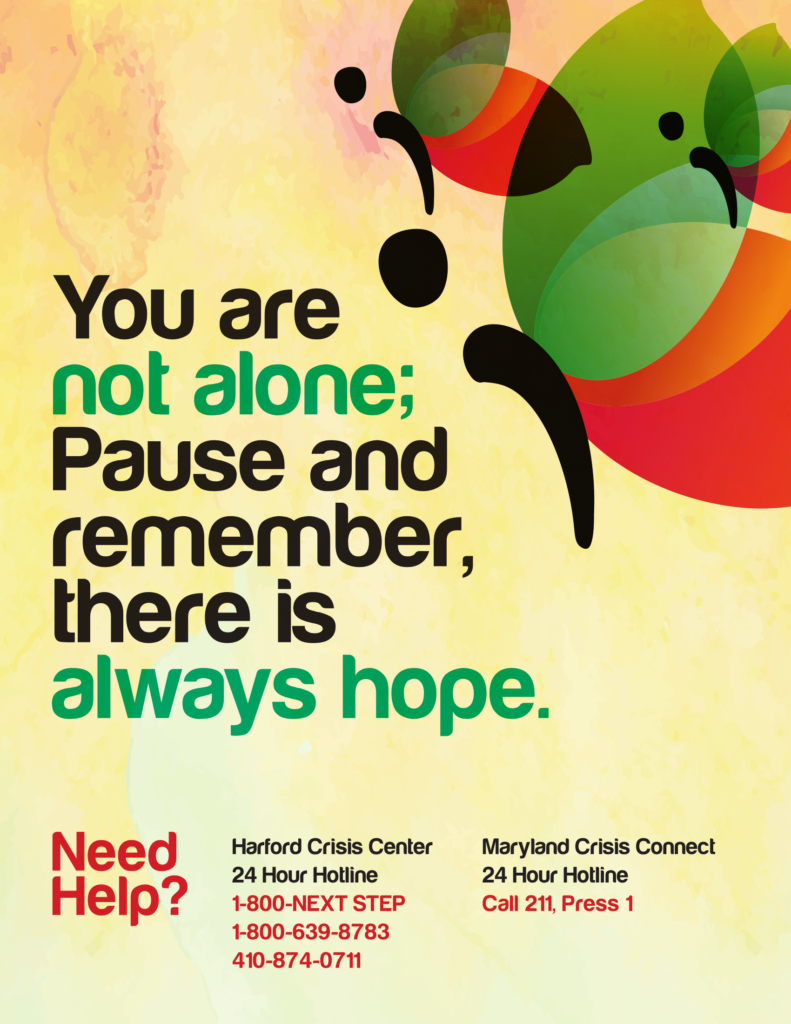 Suicidepreventionflyer 1 Jan 2019 1 Harford County Health